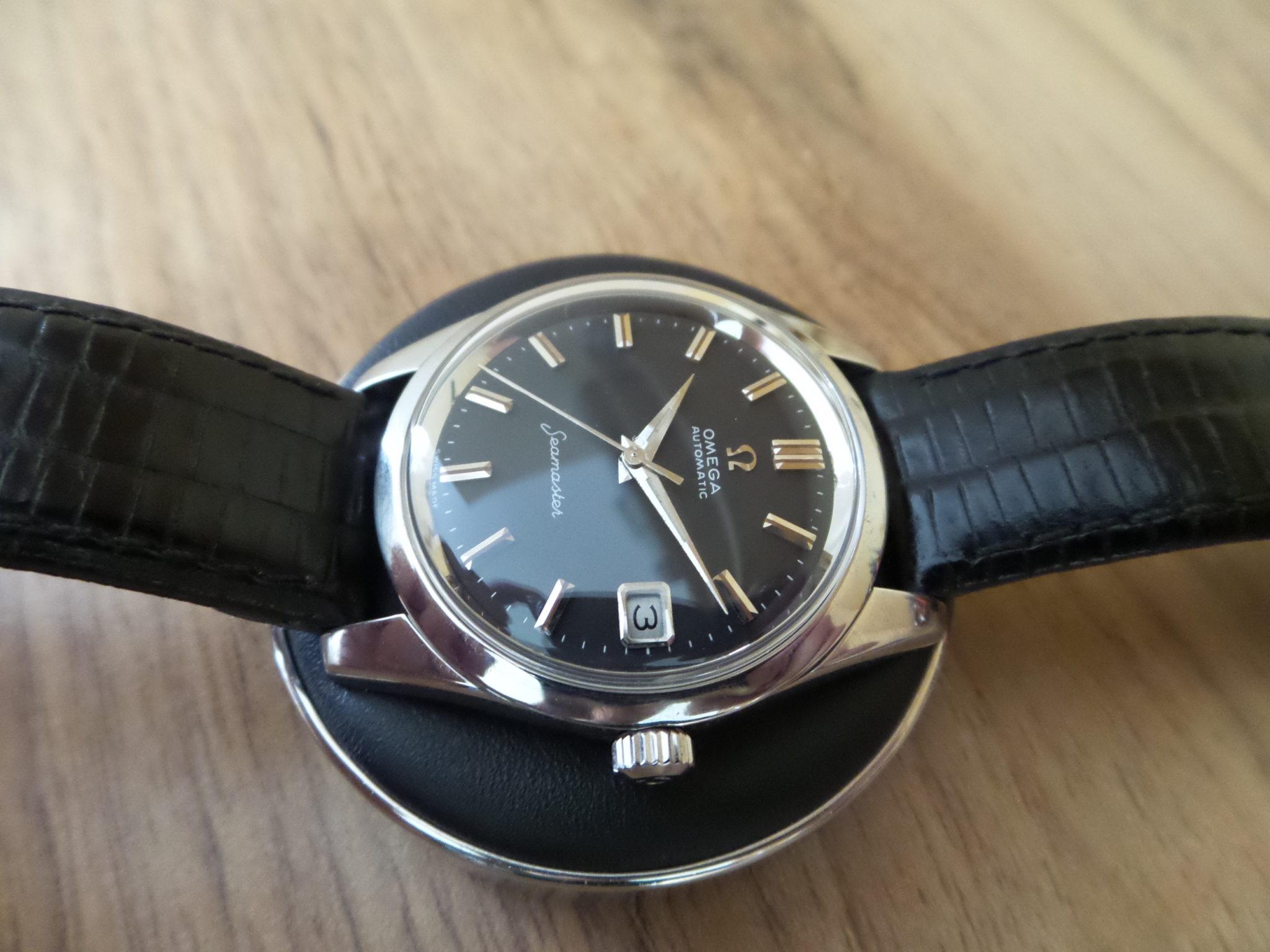 Omega Uhren Reparatur Wien