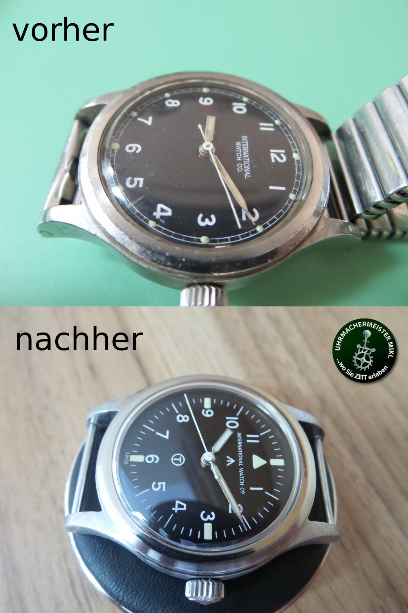 IWC Schaffhausen Mark XI